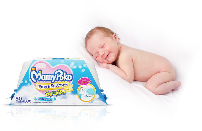 MamyPoko soft baby wipes for your baby and best experience