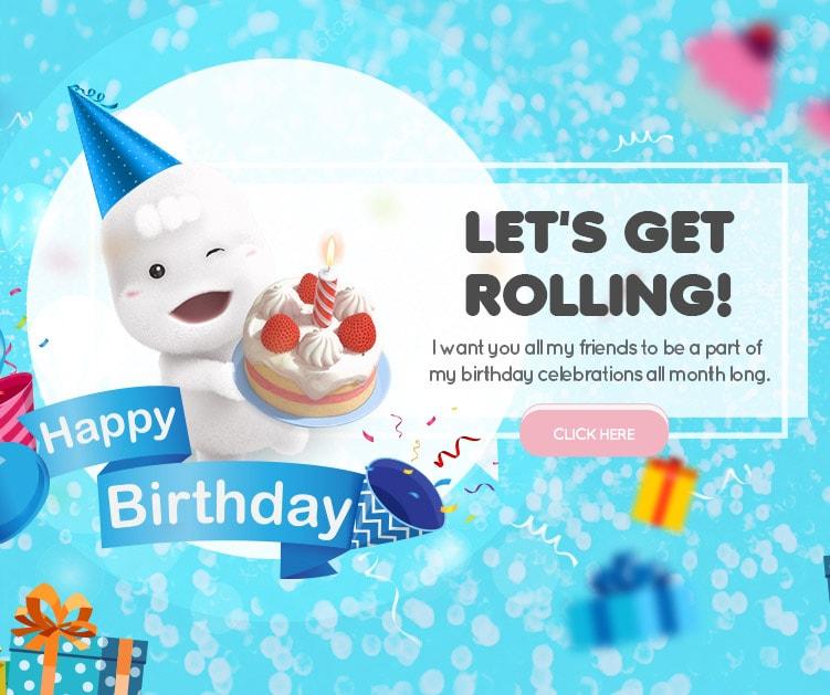 Lets Get Rolling