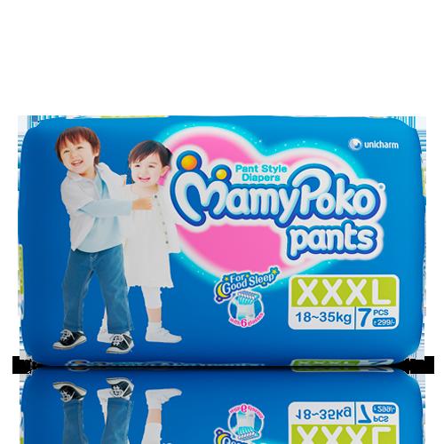 MamyPoko Pants XXXL - 18-35Kg