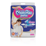 MamyPoko Pants Extra Absorb Crisscross (XL) 12-17Kg