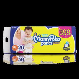 MamyPoko Pants Standard XL 12-17Kg