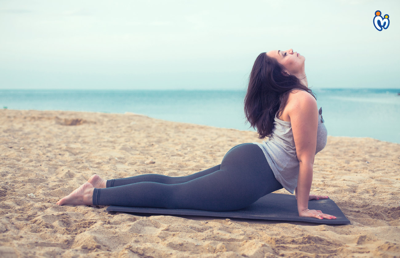 Yoga For Losing Stubborn Fat After 2 Years Of Child Birth Mamypoko India Blog