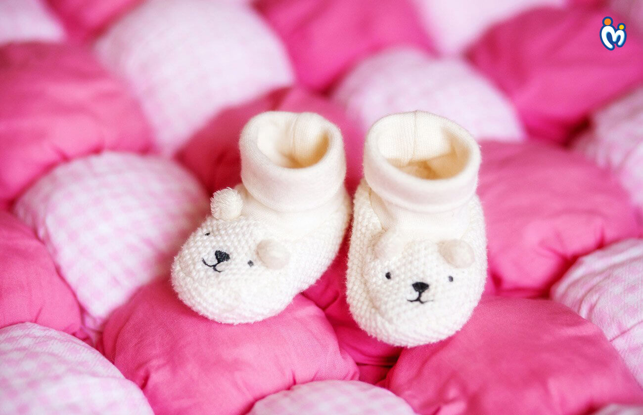 Buying Your Baby's First Shoes