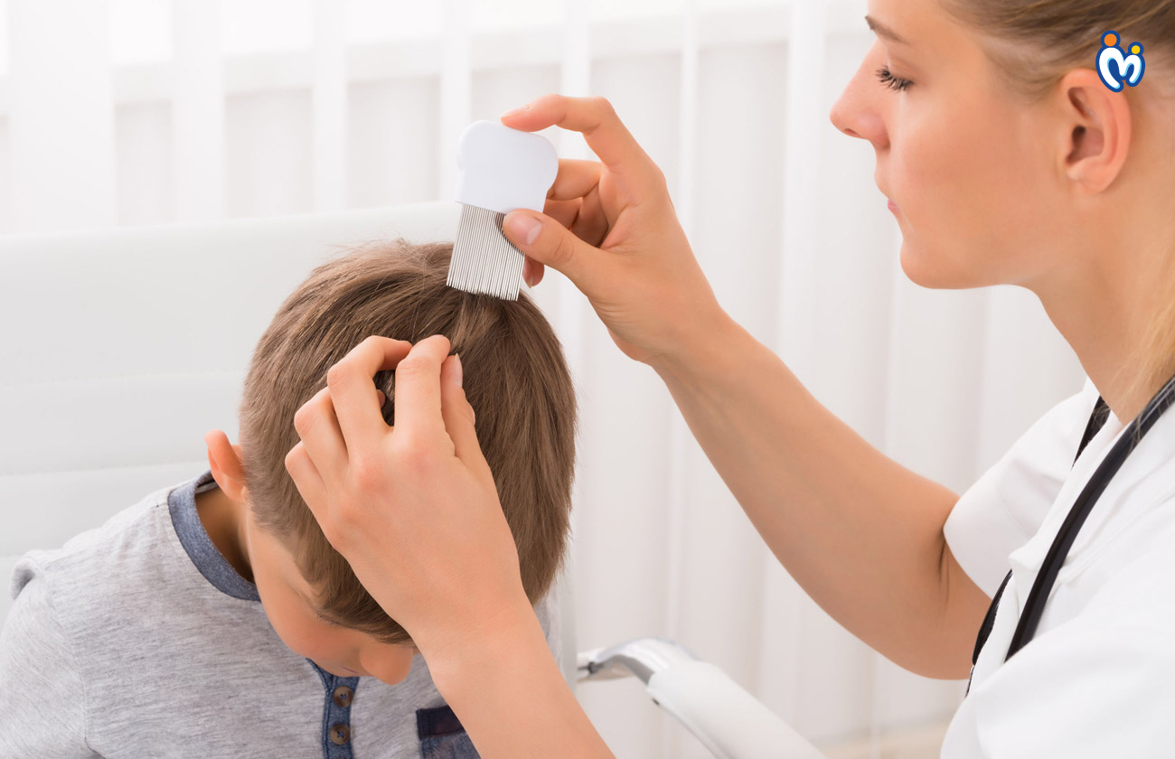 How To Get Rid Of Head Lice In Your Child