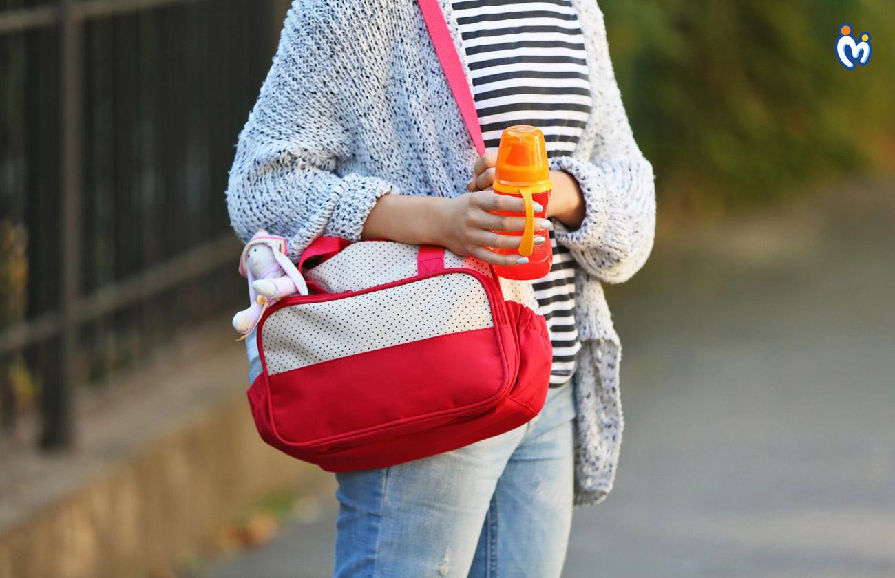 The Ultimate Diaper Bag To Carry Along