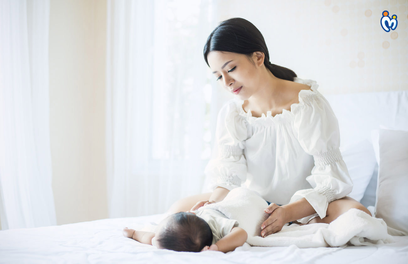 Tips to Bond with the baby When Dad is Away