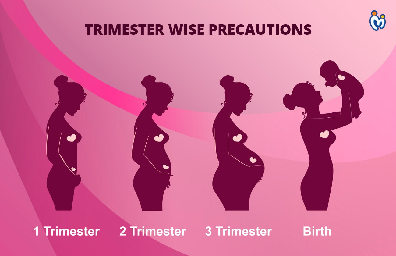 Precautions to be Taken in Pregnancy