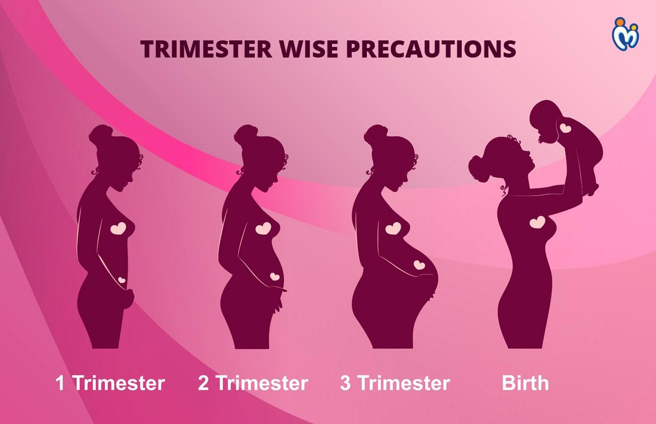 Precautions to be Taken in Pregnancy