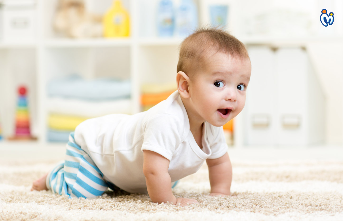 What Milestones to expect when your baby is 6 months old?