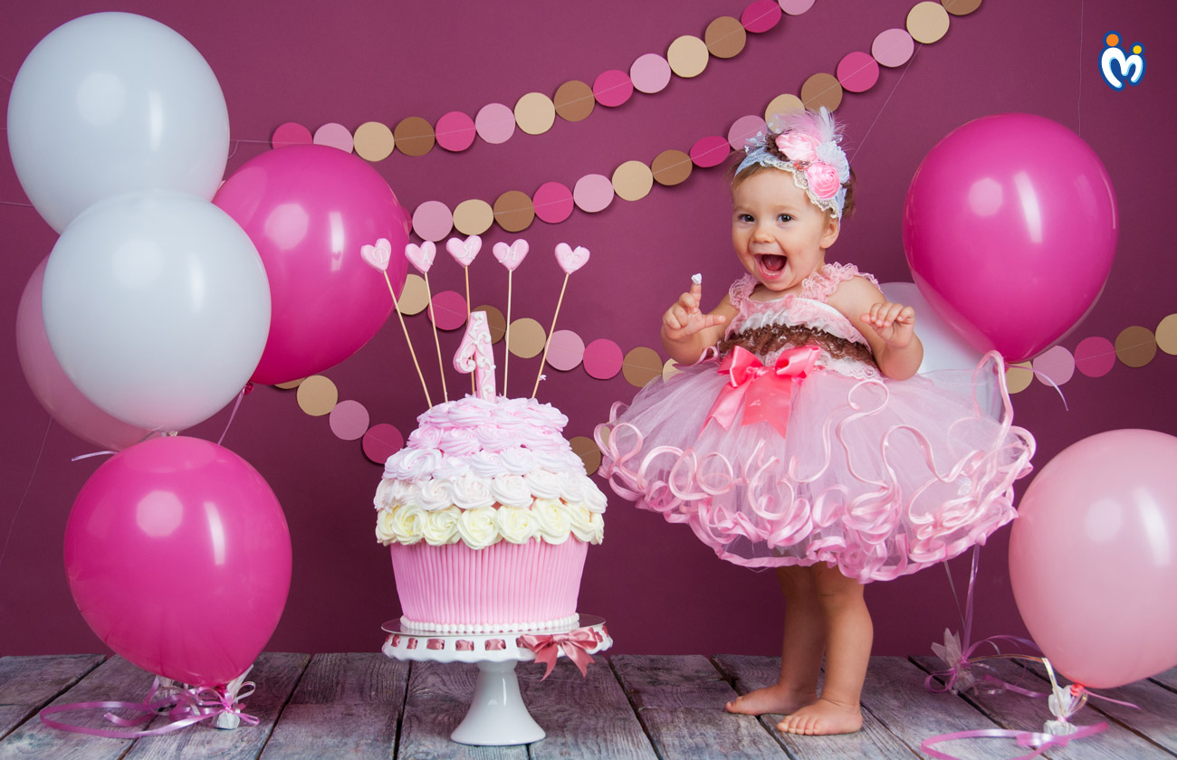 1st Birthday Themes for Boys and Girls