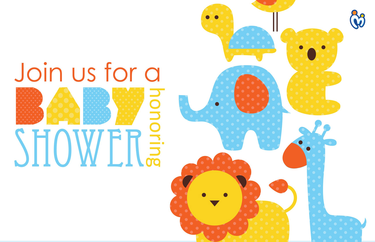 join us for a baby honoring shower