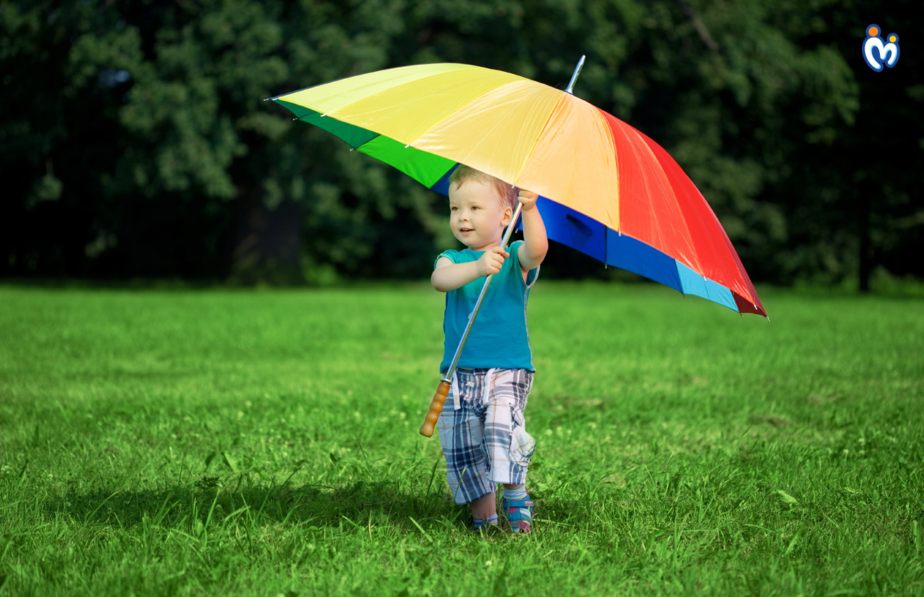 Monsoon clothing for your baby