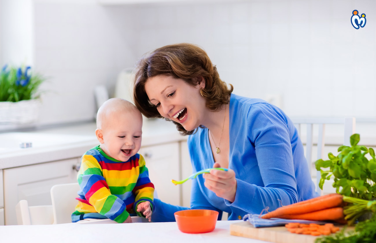 Nutritional Requirement & Facts for Mom and Baby