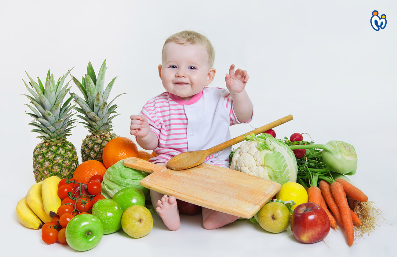 Baby's Nutrition at 6 Months