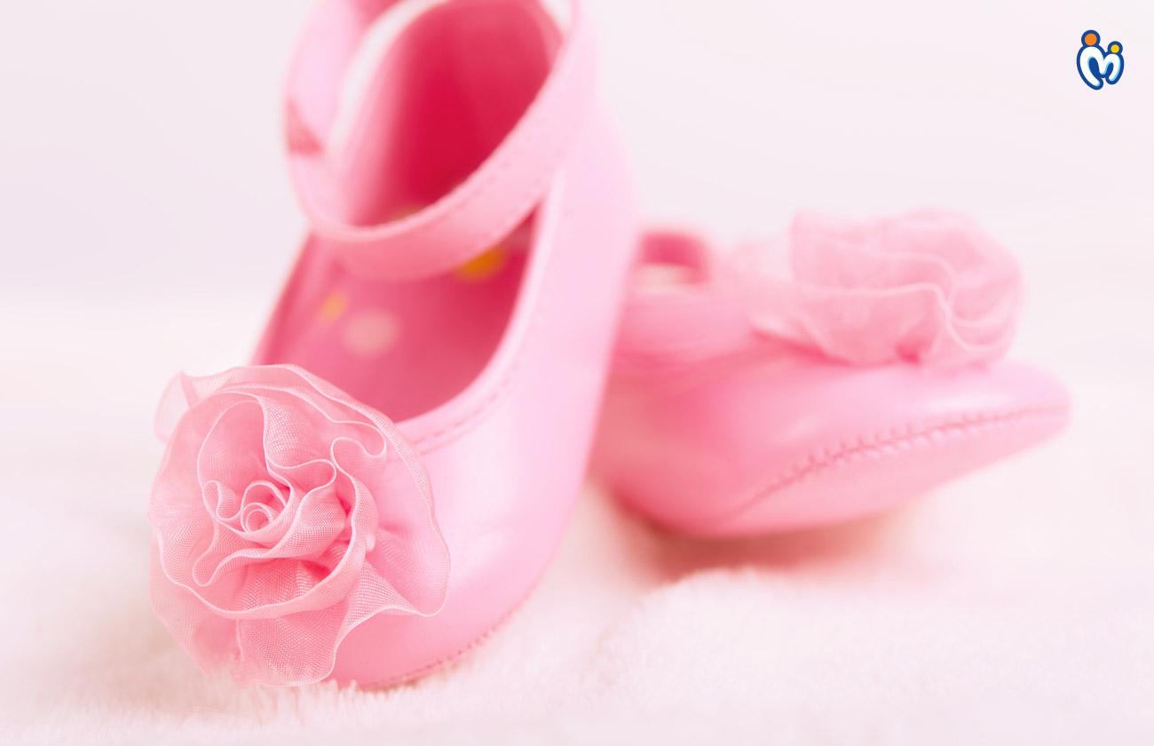 Floral Ballerinas