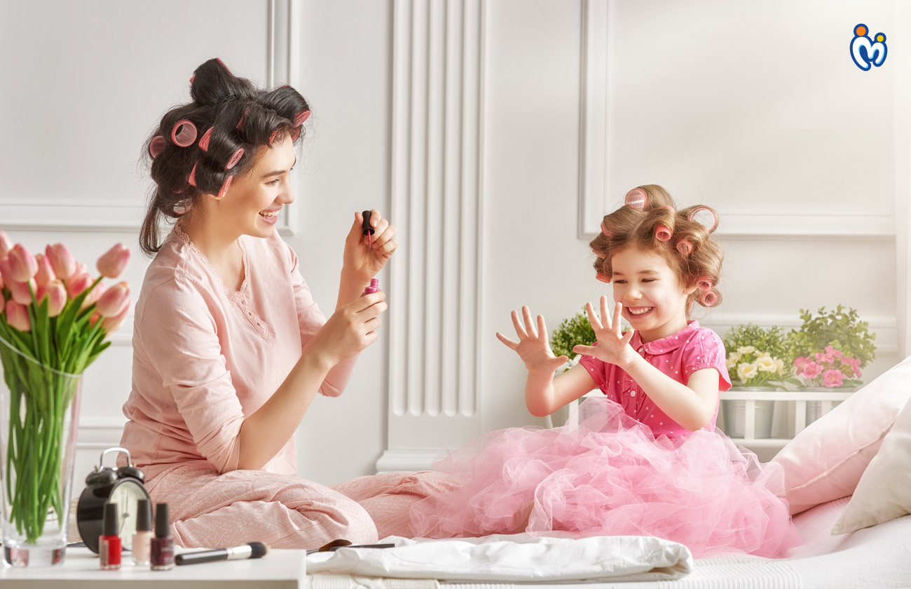 Fuss-Free Hairstyles For Toddler's Mothers