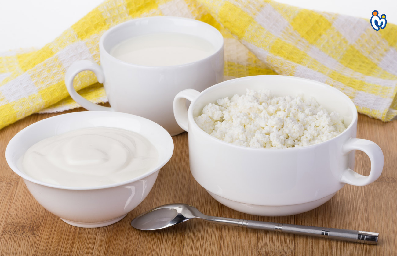 Low-Fat Dairy Product