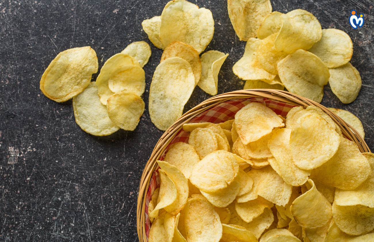 Chips Healthy Foods during pregnancy