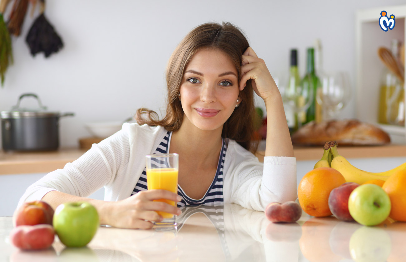 fresh fruit juices good source for pregnant women
