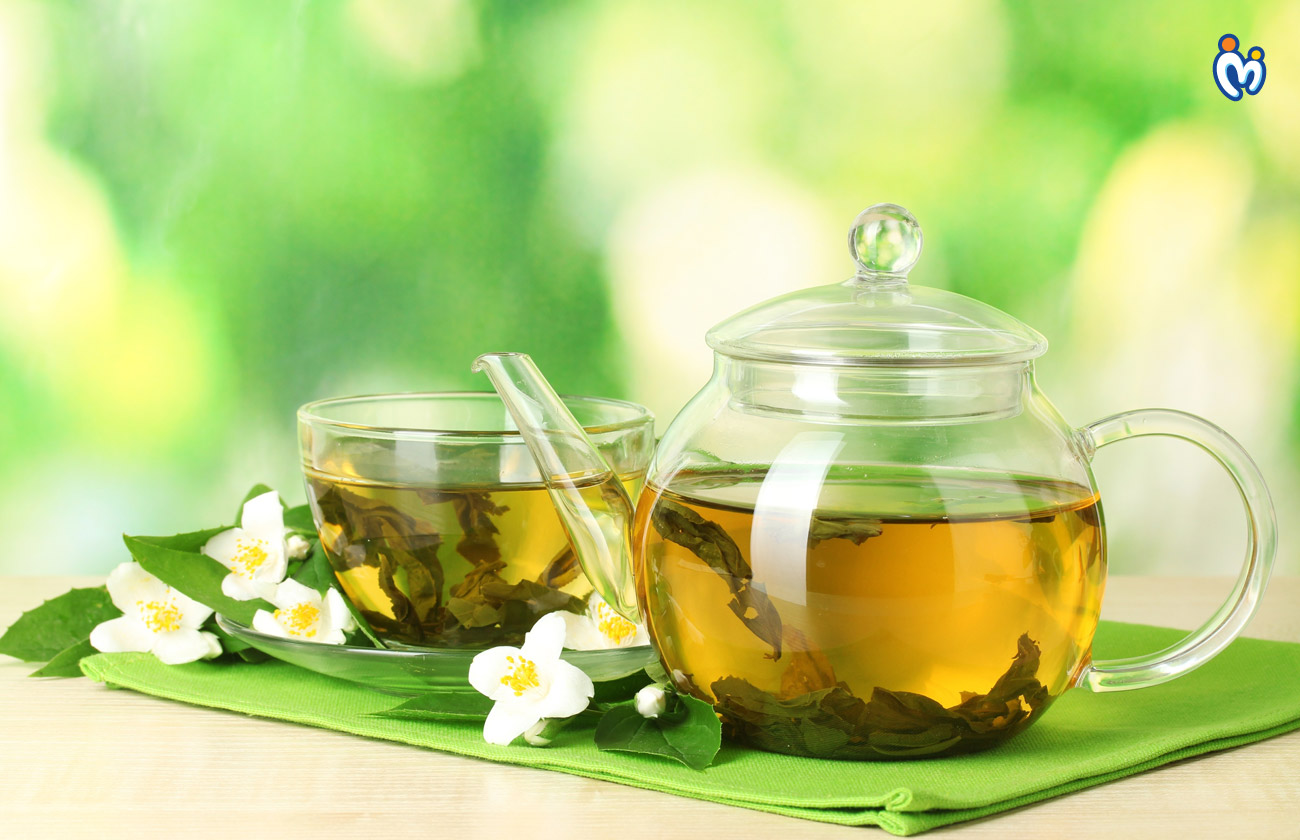 Benefits of Green Tea For pregnant women