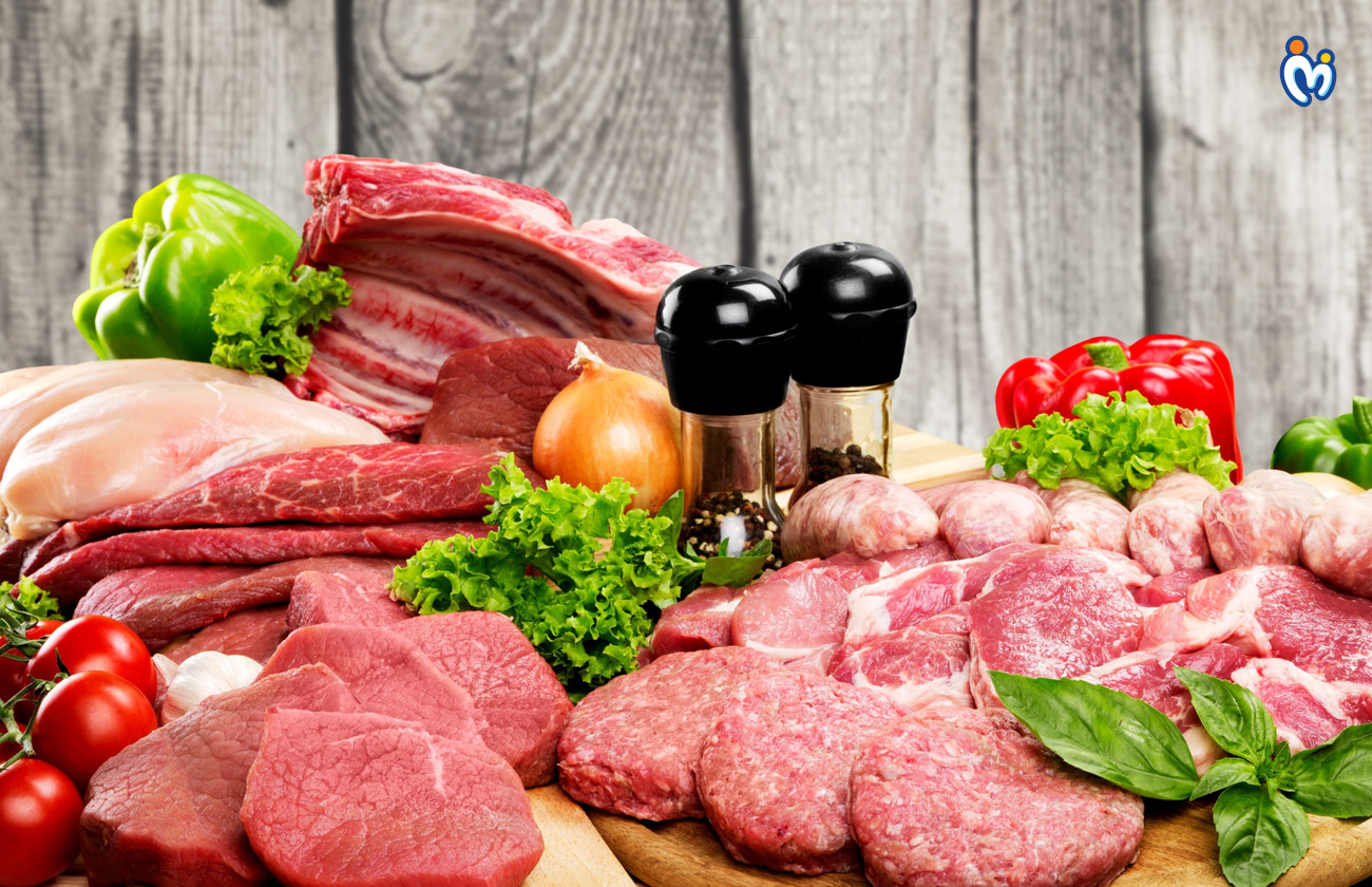 Raw Meat avoided during pregnancy