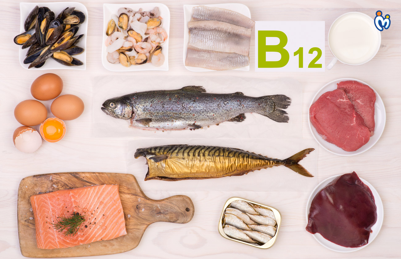 Vitamin B12 is required during pregnancy