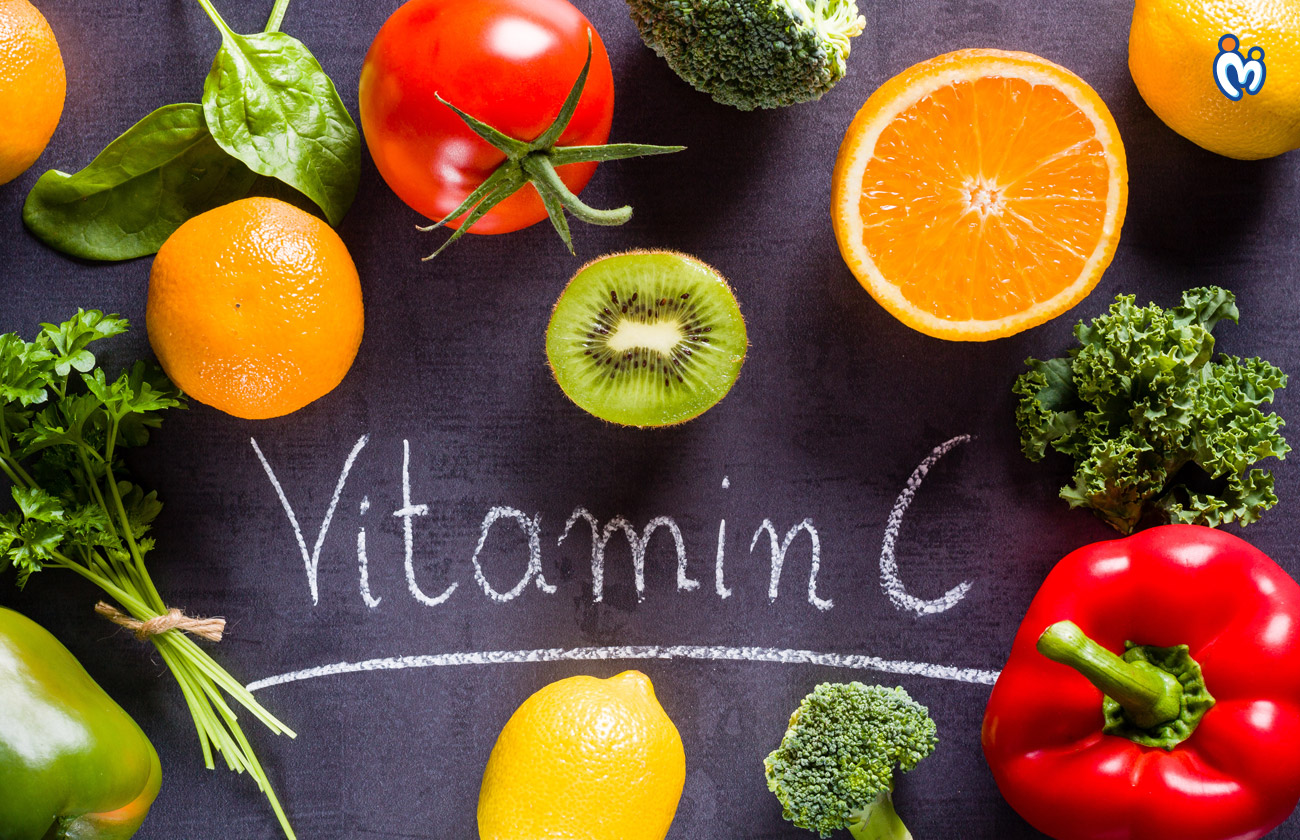 Vitamin C is required during pregnancy