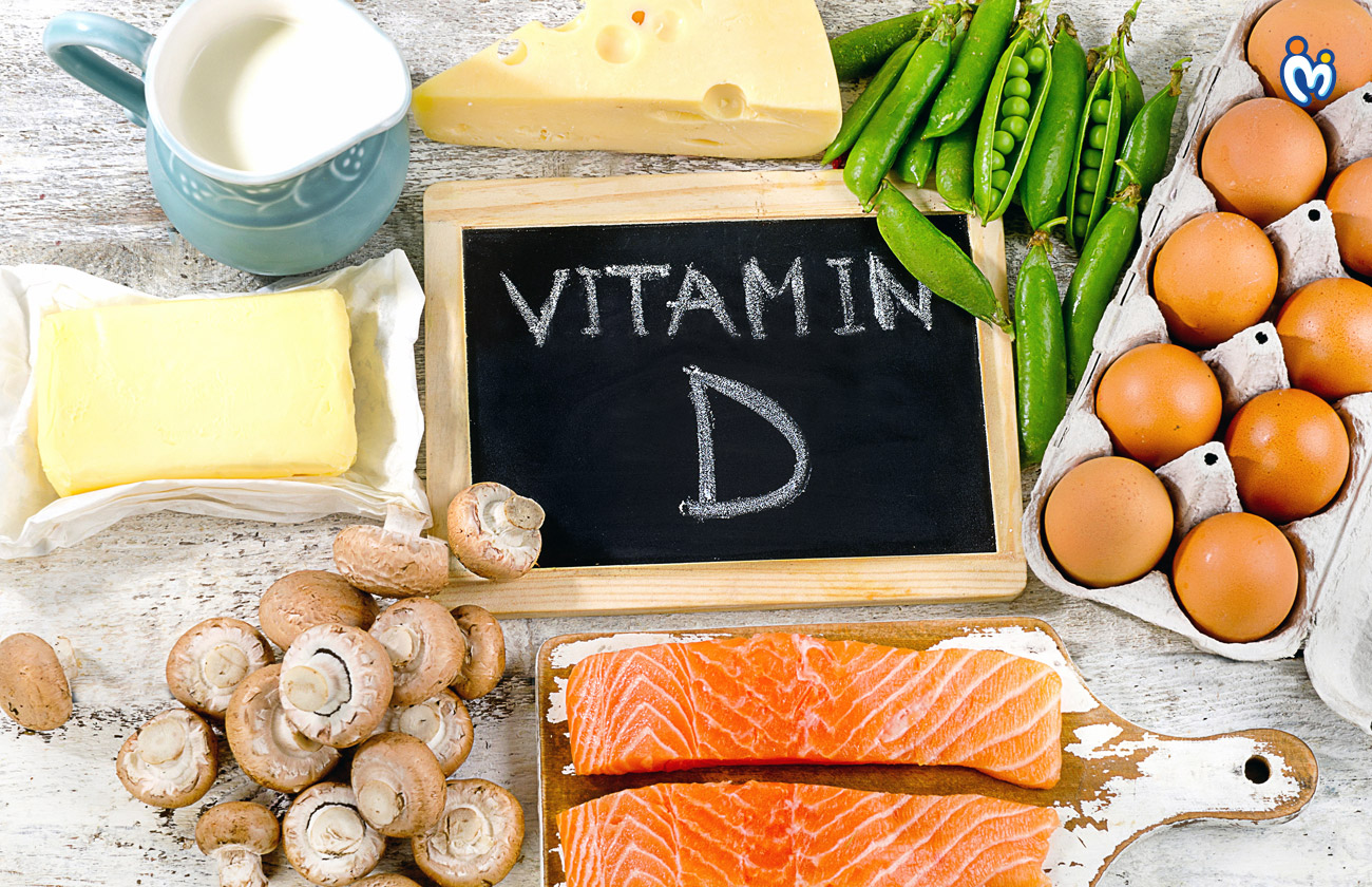 Vitamin D is required during pregnancy