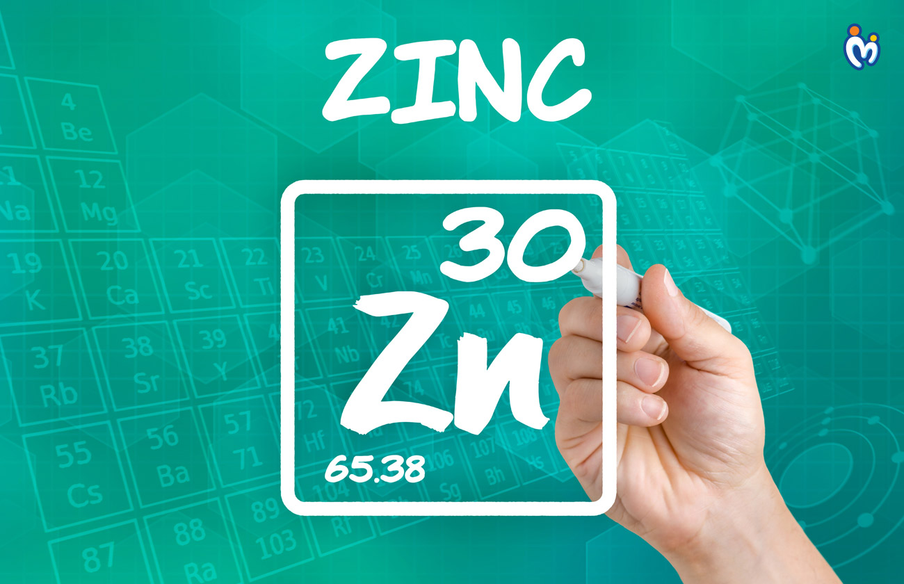 Benefits of Zinc for bodys