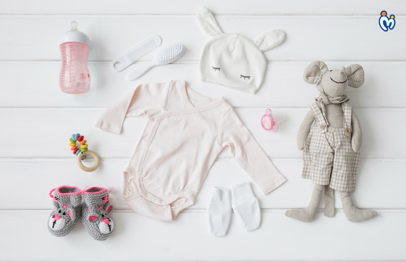 Baby essentials needed in first 3 months