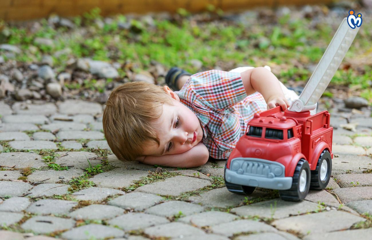 Emotional milestones of a toddler