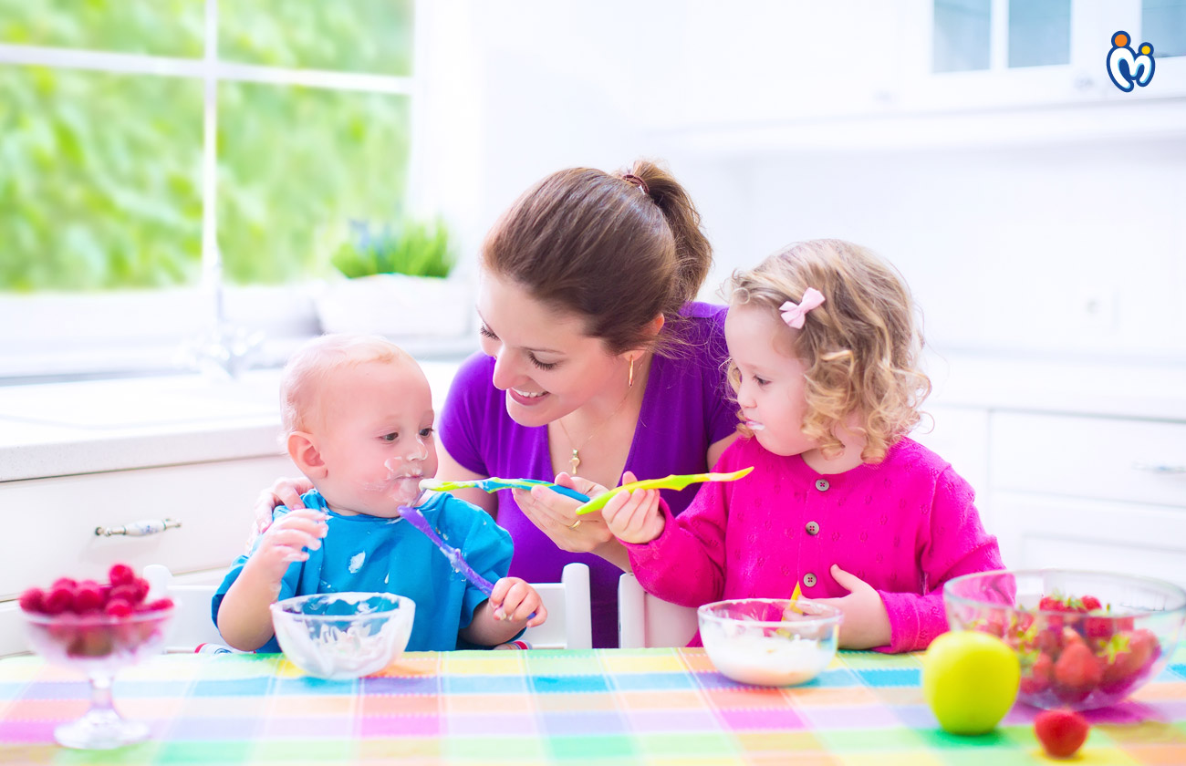 Solid Foods to introduce to a 7 month old baby