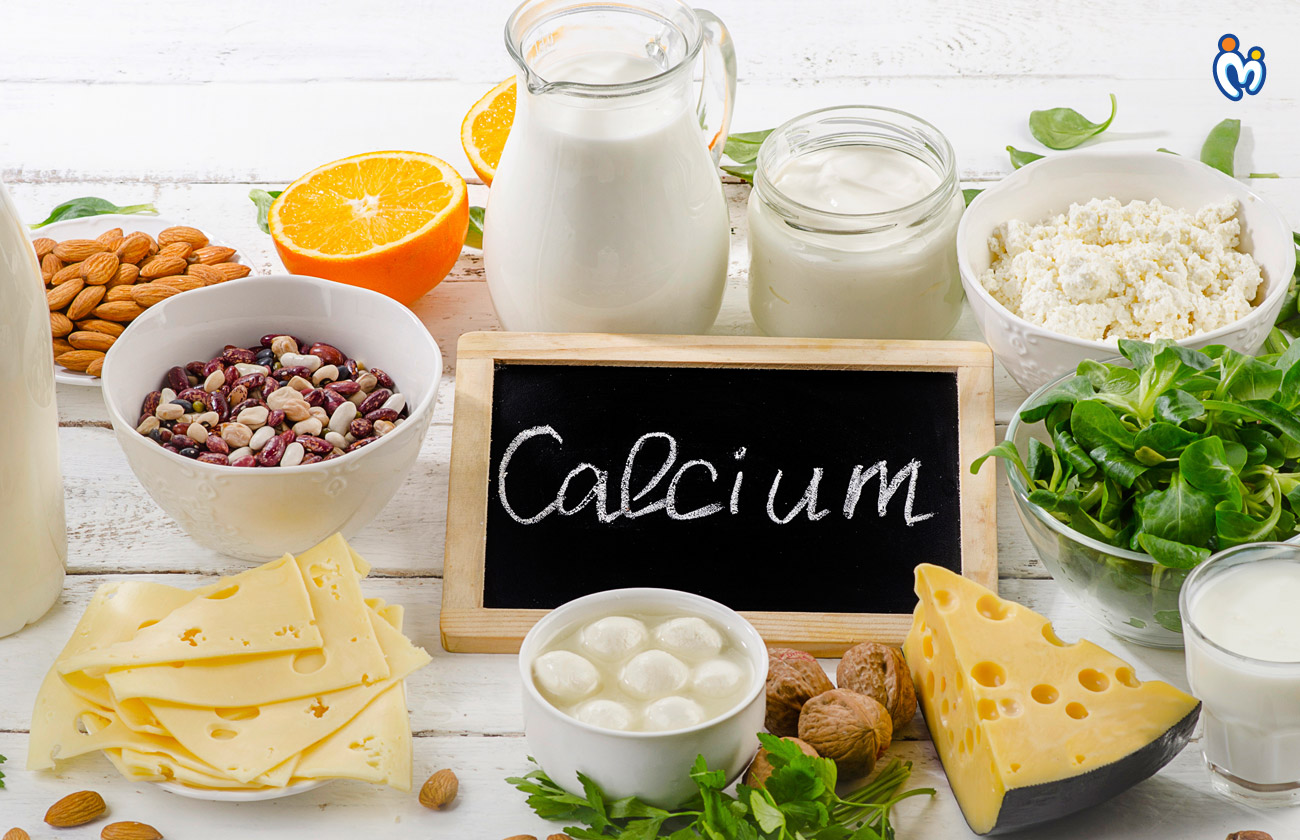 Pre-Pregnancy Calcium-Rich Foods to Have